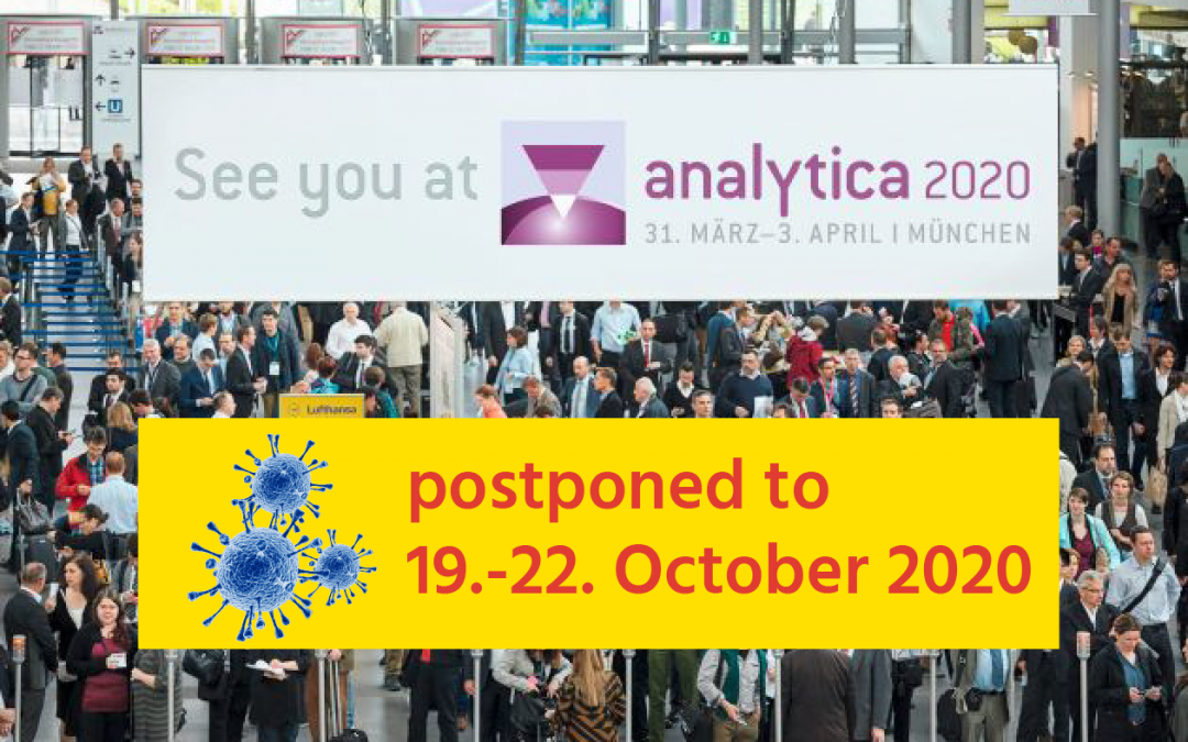 COVID-19: Analytica postponed